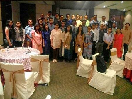 Alumni Meet -Hyderabad