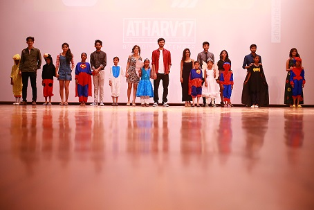 Atharv17-Fashion Walk with Underprivleged Kids