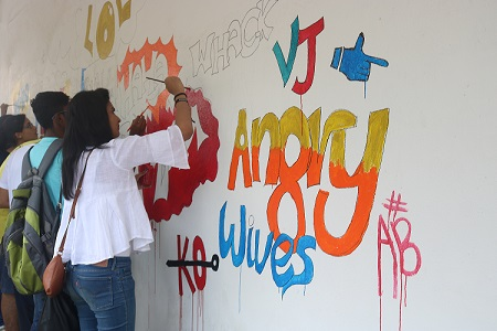 Atharv17-Wallpainting Workshop
