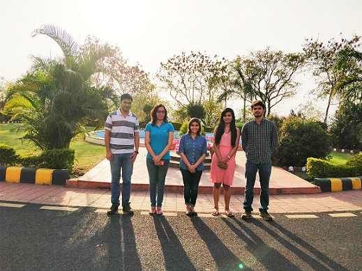 Three Teams from IIM Indore in Top Five in BLoC Case Contest