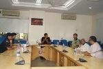 MCTE Commandant Visit IIM Indore