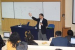 Guest Talk on 'Strategy in Manufacturing' Held at IIM Indore