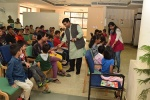 IIM Indore Organizes Kids Book Exhibition on Children's Day