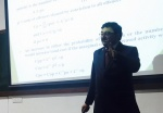 Lecture on 'Economic Analysis of Criminal Behavior' Held at IIM Indore