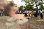 Fire Safety Awareness Programme Held at IIM Indore