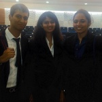 IIM Indore Student Team Wins Second Prize at a B-Plan Event by NMIMS