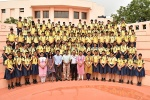 Students from Golden International School Visit IIM Indore