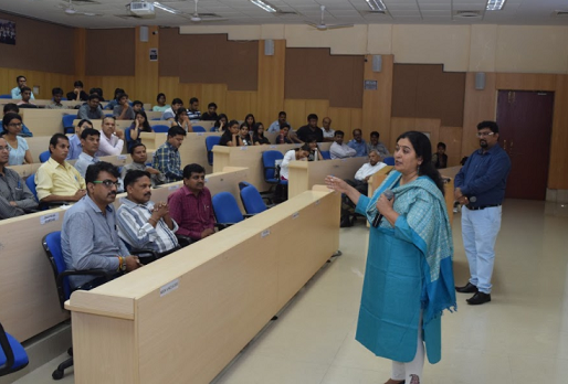 Guest Lecture on Pt. Deendayal Upadhayay 2