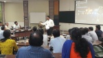 Guest Talk on Leveraging Contract Labour Held at IIM Indore
