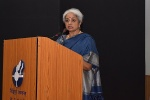 Guest Lecture by Mrs. Usha Thorat, Former Deputy Governor, RBI