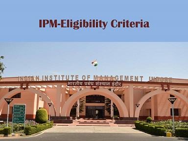 IPM Eligibility