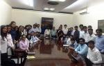 IIM Indore IPM Students Visit Mumbai Industries
