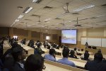 Guest Talk by Ms. Jaahnavi Sriperambuduru held at IIM Indore