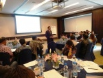 Professor Kamal K. Jain Conducts a Workshop on Negotiation