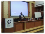 Mr. Kavindra Mishra, CEO, Pepe Jeans India, addresses the PGP Students at IIM Indore, Mumbai Campus