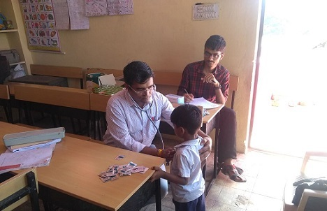 Medical Camp-Pragati (2)