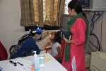 Free Medical Checkup Camp Held at IIM Indore