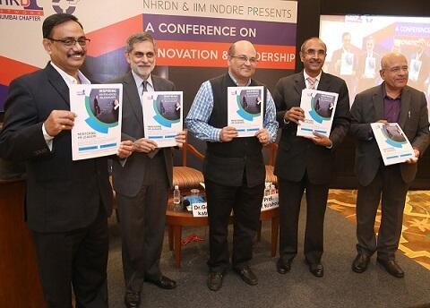 Conference on Innovation & Leadership Held at Mumbai