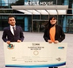 IIM Indore Student Team Secures the National Runner-up Position in Nestle 4Ps Challenge Contest