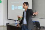 Mr. Nikhil Raibole, Planning Director, Ogilvy & Mather interacts with IIM Indore Students