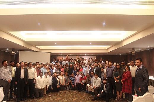 First PGPMX Alumni Meet and Conclave 'Plexus' Held at Mumbai