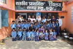 Pragat-I Distributes Bags & Sweaters to Adopted Schools