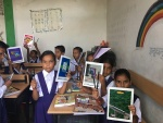 IIM Indore's Social Sensitivity Cell Pragat-I Distributes Stationary in Adopted Schools
