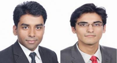 Prakhar and Shrey