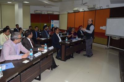Prof Rishi Fostering Innovations