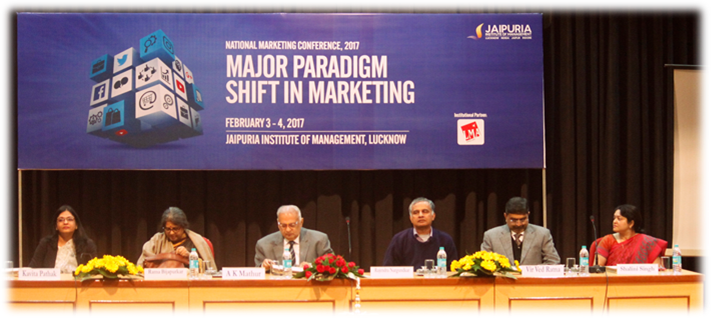 Prof. Rajendra Nargundkar KeyNote at Jaipuria3