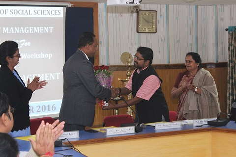 Prof. Ranjeet Nambudiri- Guest Lecture at BSSS1