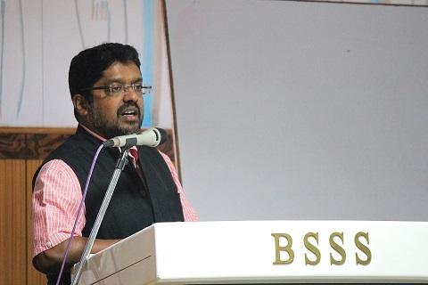 Prof. Ranjeet Nambudiri- Guest Lecture at BSSS2