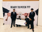 IIM Indore Students Win Reliance The Ultimate Pitch
