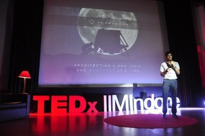 Report on TedX IIMI2017-2
