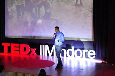 Report on TedX IIMI2017-4
