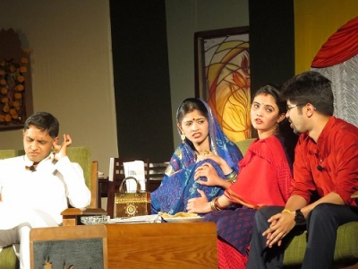 Report on institute play-2