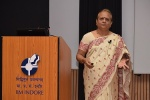 Guest Lecture on Safety & Health Issues Held at IIM Indore