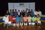 First Round of Sweden National Quiz Competition held at IIM Indore