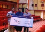 IIM Indore students win the Tata Crucible Campus Quiz 2015