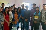 IIM Indore Students Set up Library at Government School, Janapav Kutti