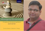 Professor Siddhartha Rastogi's Book on Managerial Economics Published