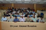 10 Year Alumni Meet Held at IIM Indore