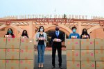 IIM Indore IRIS 2020 Creates National Record, Distributes 18,000+ Sanitary Pads
