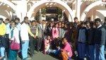 600+ Students from 22 Schools of Sonkachh Visit IIM Indore