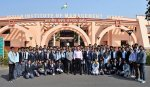 Engineering Students from Acropolis Institute Indore Visit IIM Indore