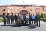 Afghanistan National Army Officers Visit IIM Indore