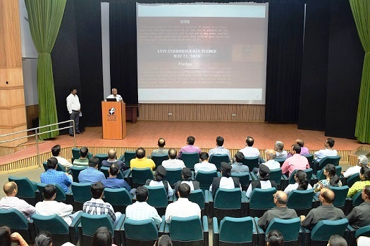 IIM Indore Community Pledges Against Terrorism on Anti-Terrorism Day