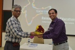 Mr. Arhan Bezbora, Director-National Alumni Impact, Teach For India Visits IIM Indore
