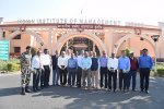 SSB Officers Visit IIM Indore