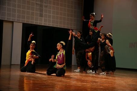 Atharv17-Dance Competiton